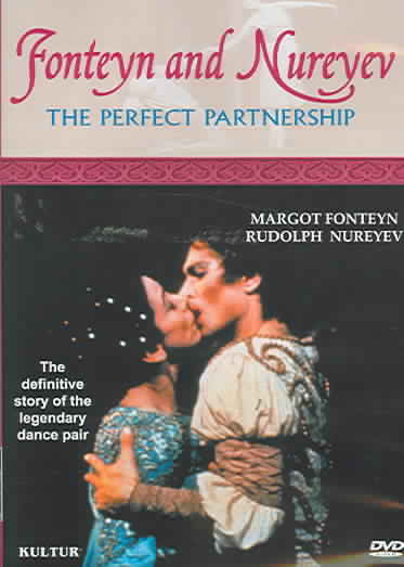 PERFECT PARTNERSHIP:FONTEYN AND NUREY BY FONTEYN,MARGOT (DVD)